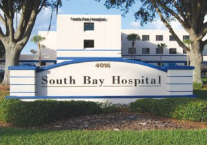 South Bay Hospital in Sun City Center is undergoing renovations to provide two critical services.