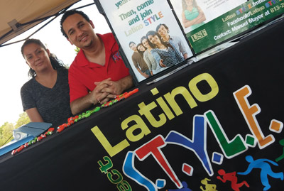 Elizabeth Ruiz and Manuel Mayor of Latino Style offer parents a free course in communicating with teens.