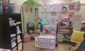 Wee Boutique has everything parents need to set up baby's room.