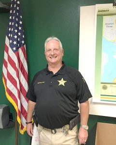 Hillsborough County Sheriff's Office Maj. Rob Bullara, commander of Dist. IV, said the upcoming HCSO patrol districts realignment will not reduce any service residents currently receive. Although Riverview will be split geographically in the proposed plan, residents of that community should expect a seamless transition. LOIS KINDLE PHOTOS