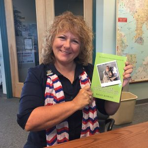 Kelly Kowall, founder and president of My Warrior's Place in Ruskin, recently published a book about her life since losing her son, Corey, who served in the Army and died in Afghanistan in 2009.