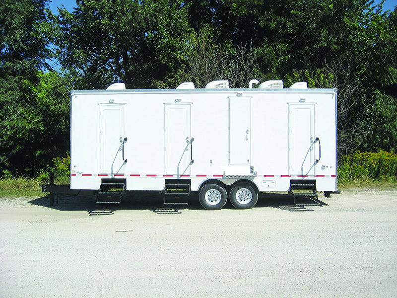 Riverview man hosting golf tournament to fund mobile shower unit for ...