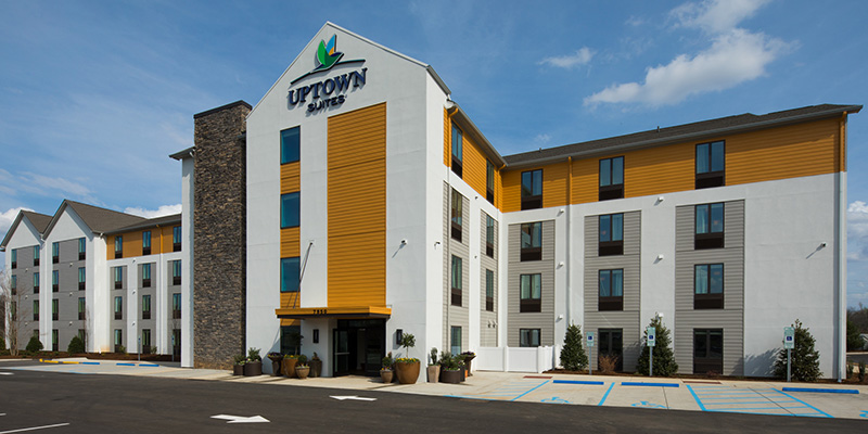 Groundbreaking For Uptown Suites Brings Second Major Hotel To Riverview