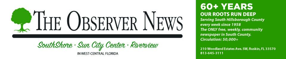 The Observer News (South Shore | Riverview | Sun City Center)