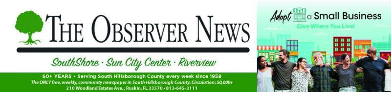 The Observer News (South Shore   Riverview   Sun City Center)