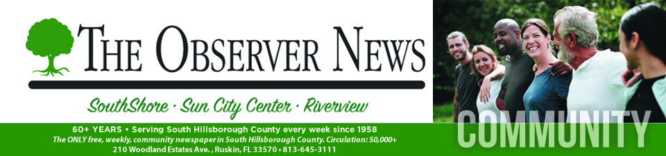 The Observer News (South Shore | Riverview | Sun City Center)