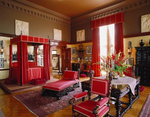George Vanderbilt's bedroom.