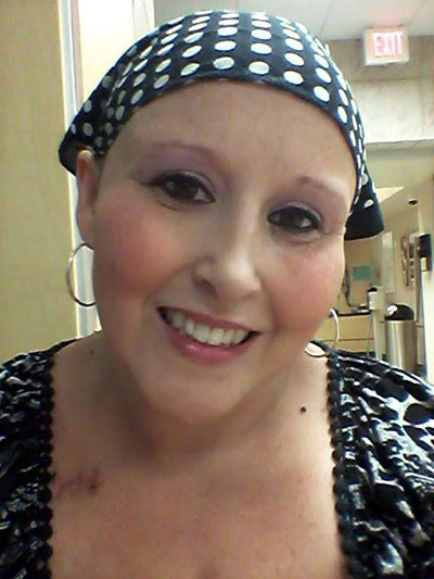 Sherry Lynn Meek has been battling cancer for almost a decade.