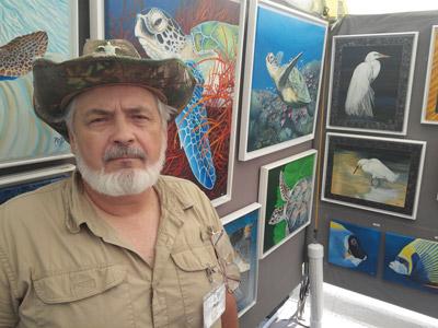 Ron Deel. Kevin Brady photo.