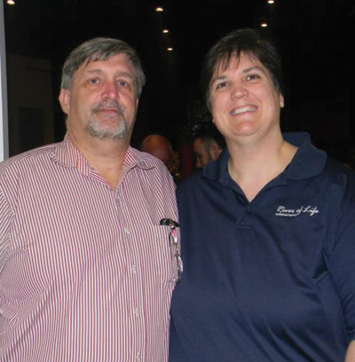 "Tim and Tammy Turner hope to draw 200 or more people to the ""Soup to Nuts"" conference."