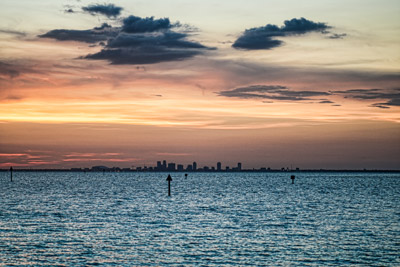 I withered through the better part of 20 Florida summers, always longing for the cool weather of autumn in paradise. And now it is upon me in the city — and I find myself missing the heat. Mitch Traphagen photo.