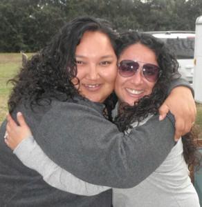 Reina and Mindy
