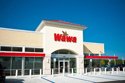 The newest Wawa store in Riverview takes the company's expansion in Florida to more than 50 stores in a little more than two years. Photo courtesy of Wawa.