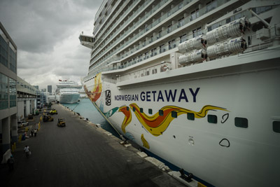 The Norwegian Getaway was just what my doctor ordered. Just because we live in paradise doesn't mean we don't need vacations from it. Mitch Traphagen photos.