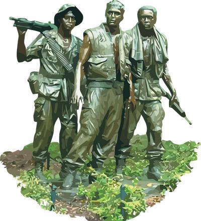 Vietnam-statue