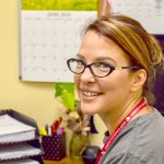 Karey Papin works as an intake nurse at Westcoast Access to Children's Health.