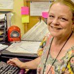 Liz Harris works as a long-term nurse practitioner for Sarasota county.