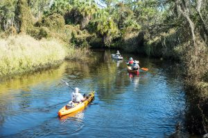 MITCH TRAPHAGEN PHOTO The Little Manatee State Park is a regional treasure, offering everything from canoeing and kayaking to hiking trails, picnicking, camping and equestrian trails. Public input is being sought by officials for the park's new 10-year plan.