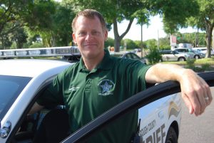LOIS KINDLE PHOTO Hillsborough County Sheriff's Office Deputy Jeff Merry will oversee two upcoming Operation Medicine Chest events in Sun City Center for residents to safely discard their old, unwanted or unused medications. The service is free.