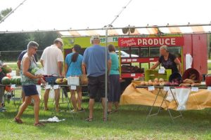 The Balm Farmers Market/Craft Fair is set for 10 a.m. to 2 p.m., Saturday, Dec. 3. It is held on the first Saturday of the month now through next spring.