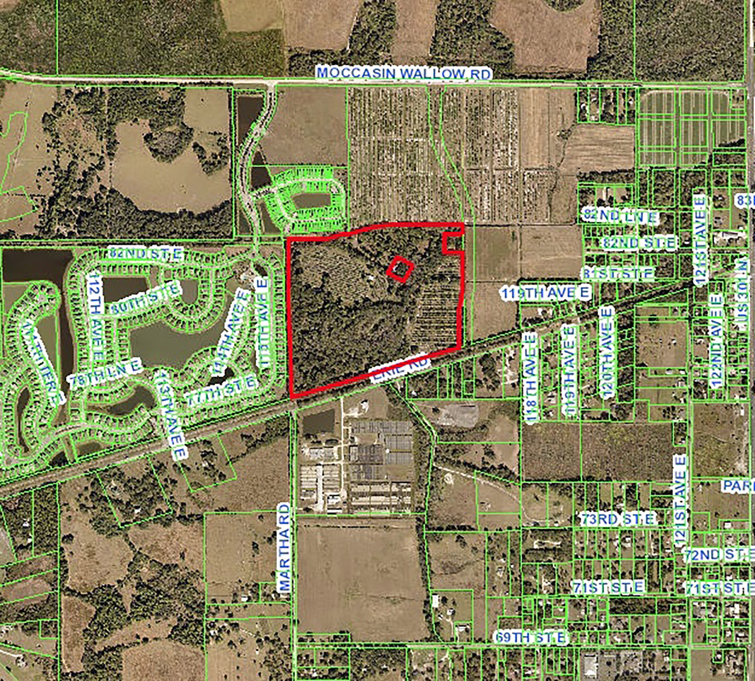 scf lakewood ranch campus map State College Of Florida Expands To Parrish The Observer News